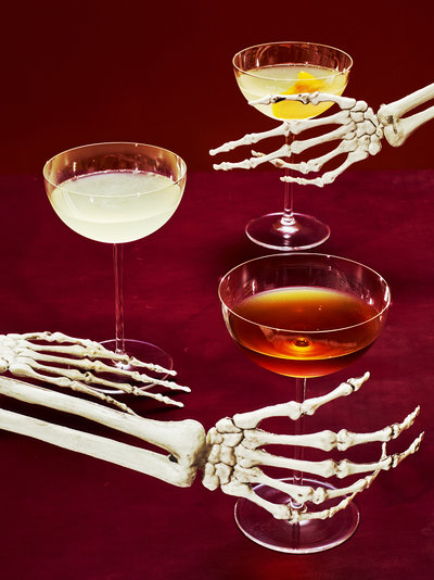 Grant Cornett - Beverages