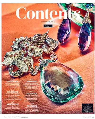 Grant Cornett - Select Editorial