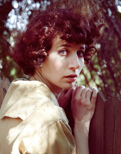 Brigitte Sire - Portrait
