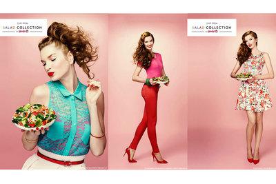 Michelle Gatton - Advertising