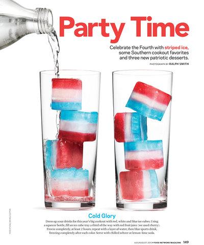 Michelle Gatton - Drinks