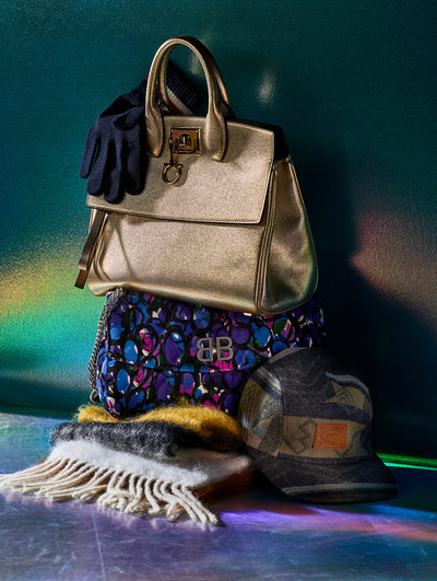 Hannah Whitaker - Fashion Still Life