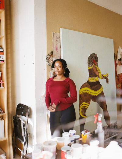 Josefina Santos - Portraiture