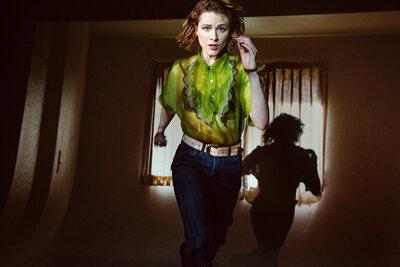 Holly Andres - NARRATIVE