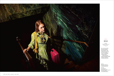Holly Andres - Select Editorial