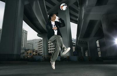 Timothy Saccenti - Sports
