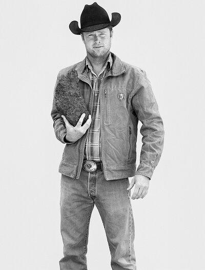 Grant Cornett - Portraits